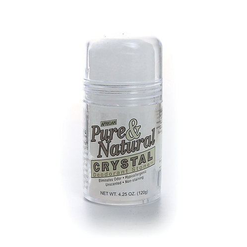 African Pure and Natural Crystal Deodorant Stone