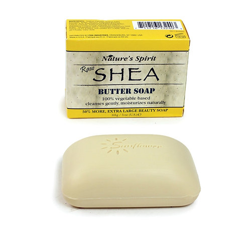 Nature's Spirit: Shea Butter Soap