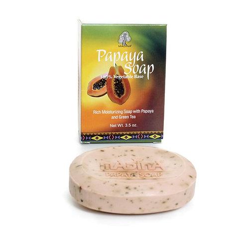Madina: Papaya Soap
