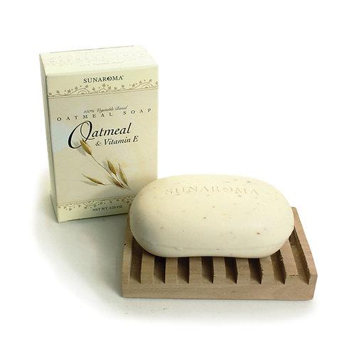 Sunaroma: Oatmeal & Vitamin E Soap