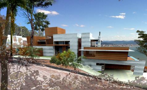 Casa Morro da Cruz
