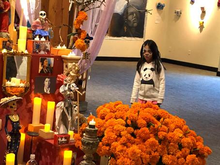 El Despojo: exhibición Nov 1, CSUMB Salinas center