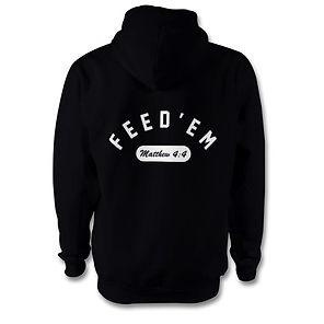 Feed'em hoody
