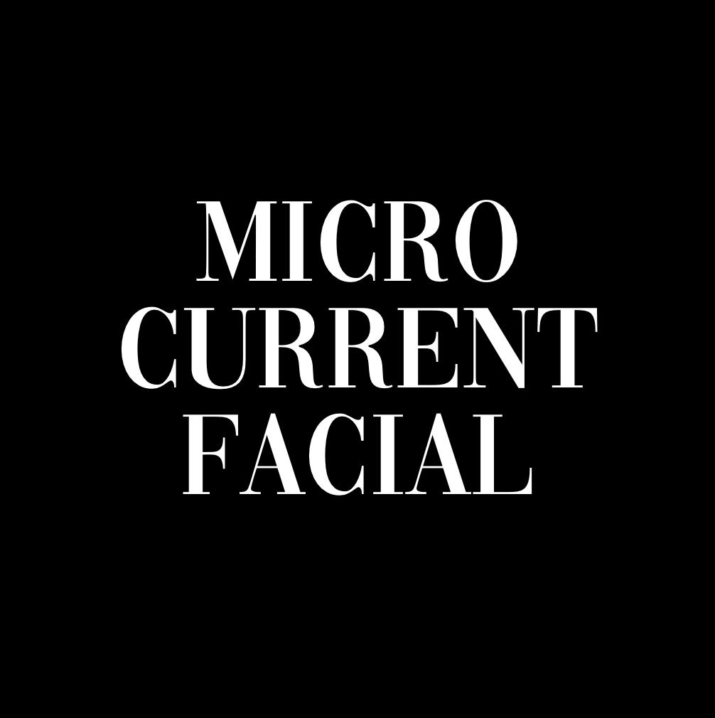 MICRO CURRENT FACIAL