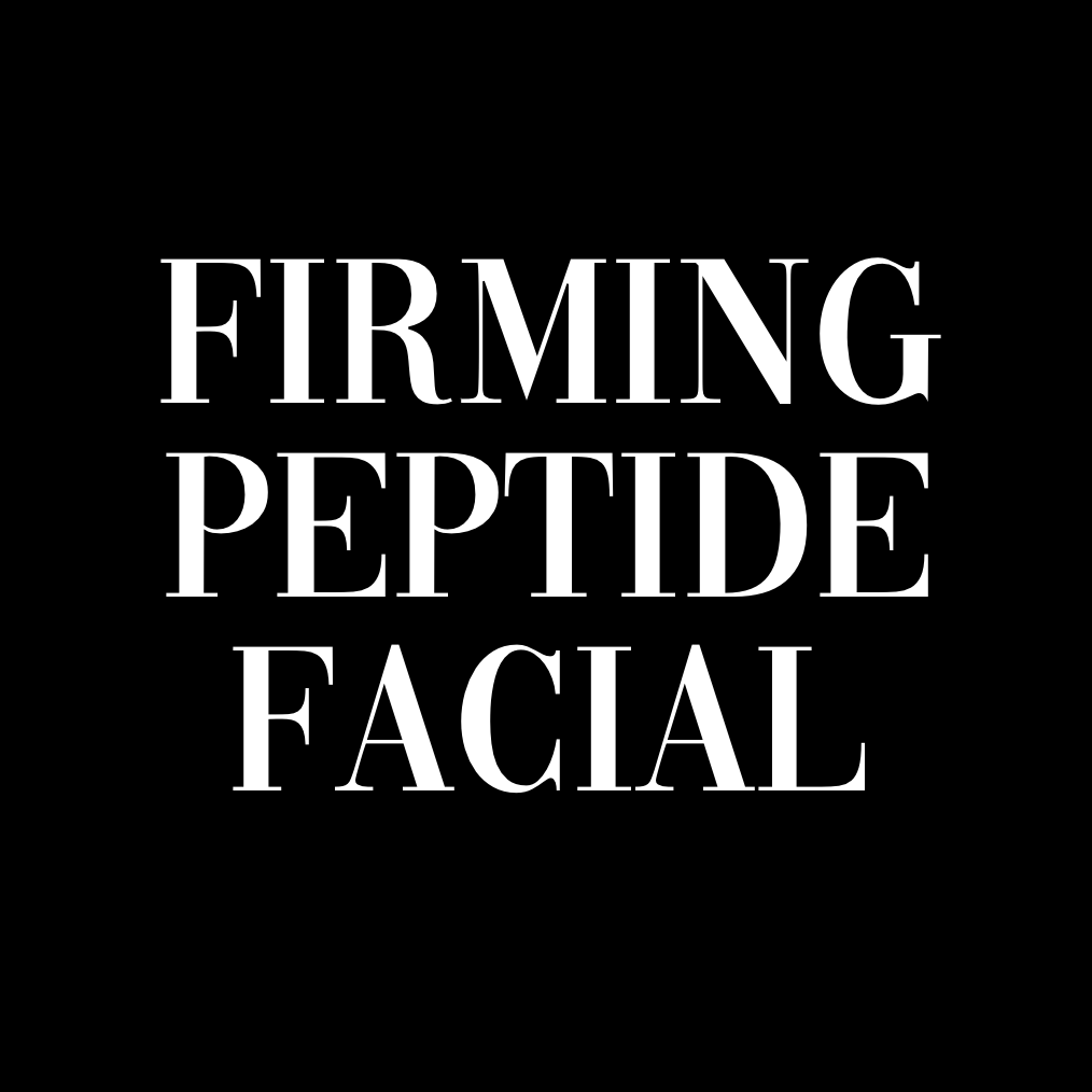 FIRMING PEPTIDE FACIAL