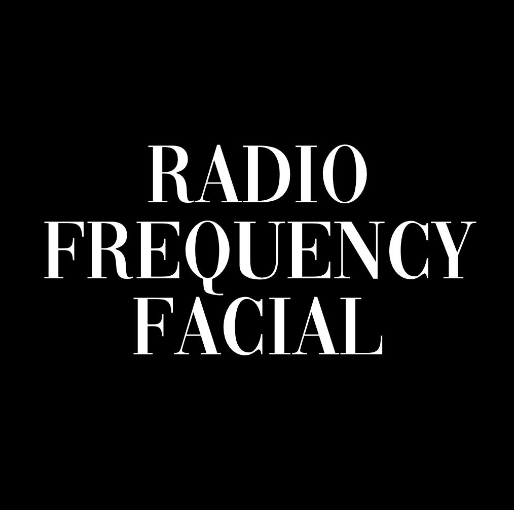 RADIOREQUENCY FACIAL