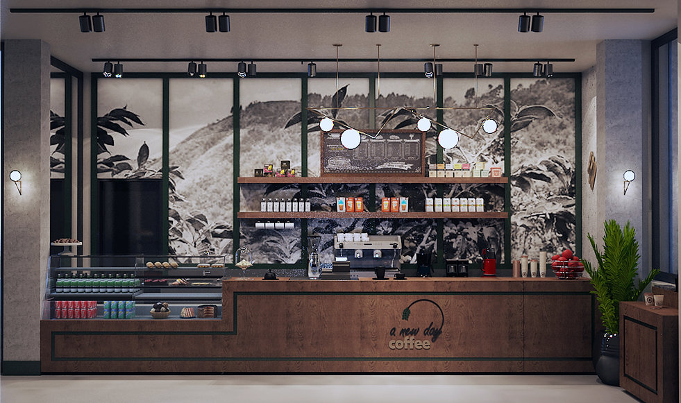 Arçelik Çerkezköy Fabrikası/A New Day Coffee