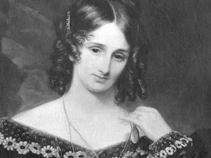 Mary Shelley Reacts to Young Frankenstein