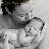 Música personalizada Mãe present de deus. Davi Ramiro, Felipe Zurk e Música na Medida