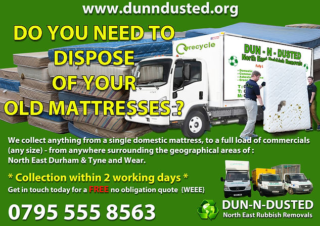 Matress Collection by Dun-N-Dusted