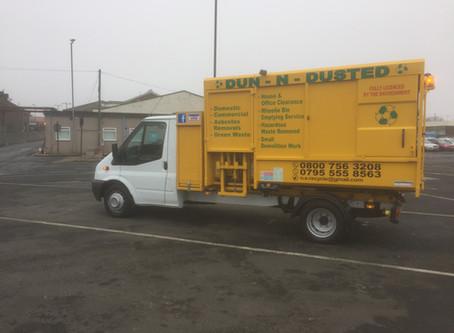 Wheelie Bin Emptying Services