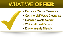 What We Offer - Dun-N-Dusted