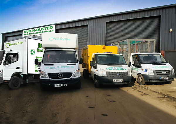 DUN-N-DUSTED RUBBISH REMOVALS