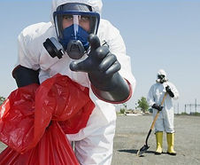 HAZARD Waste Disposal - Dun-N-Dusted