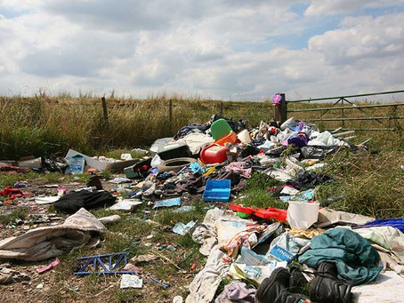 Waste Clearance Seaham, Durham, – The Fly Tipping Epidemic.