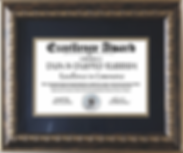 USTCI Certificate