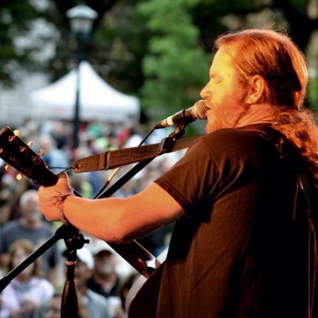 Dave Jordan - Live