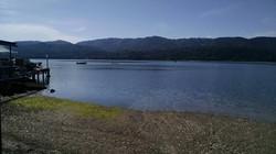 dock at TBOC nice day