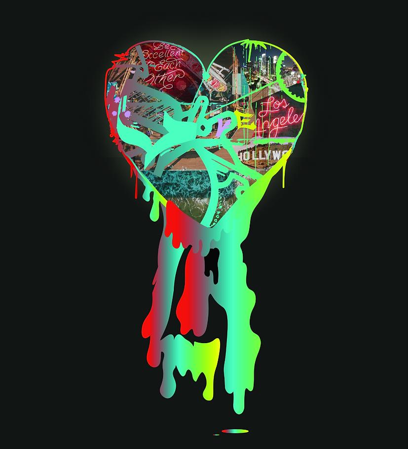 Love. LA. Cover Art