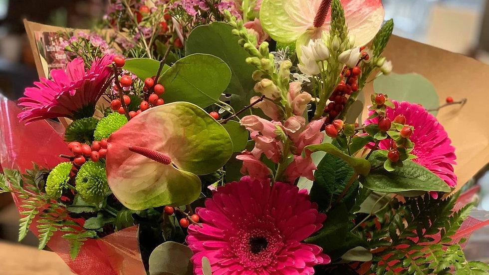 New Arrival Box Bouquet