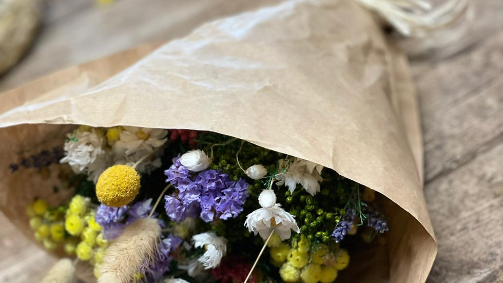 Dried Bonita Bouquet