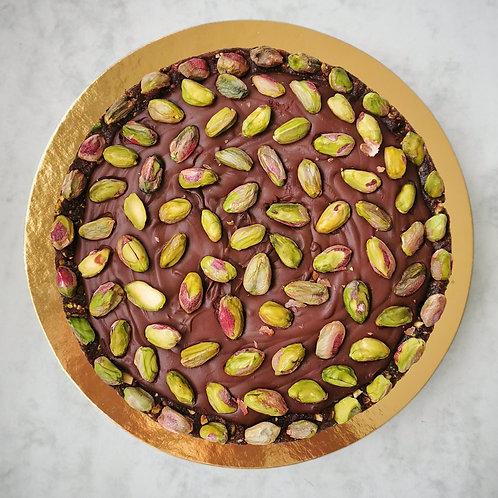 Tarte de Pistachio & Chocolate