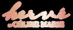 Hervé by Céline Marie Logo