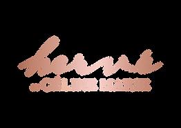 Hervé by Céline Marie - Logo
