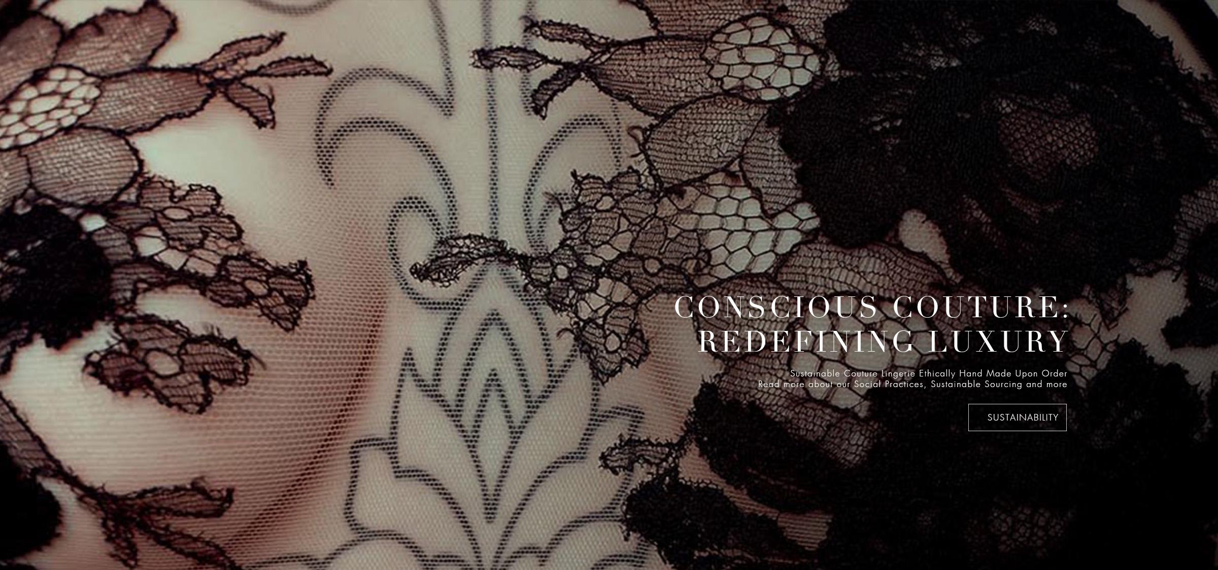 Conscious Couture - Hervé by Céline Mari