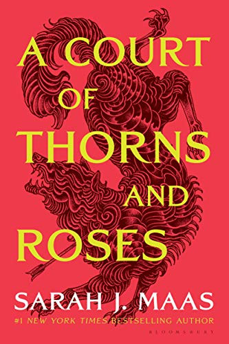 A Court of Thorns and Roses by Sarah J Maas: A Review!!