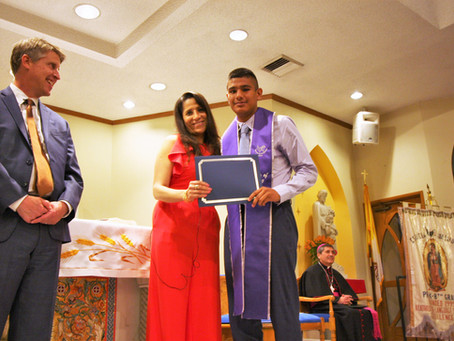 Words of Inspiration: A message to our graduates from Principal Mariella Robledo
