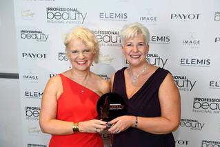 Professional Beauty Regional Winner