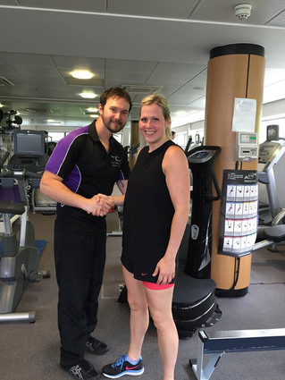 SAY HELLO TO OUR PERSONAL TRAINER GLEN