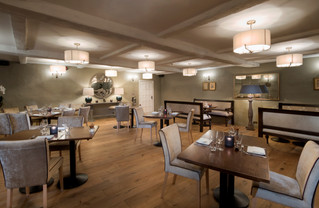 Boringdon Hall launches new restaurant, the Mayflower Brasserie
