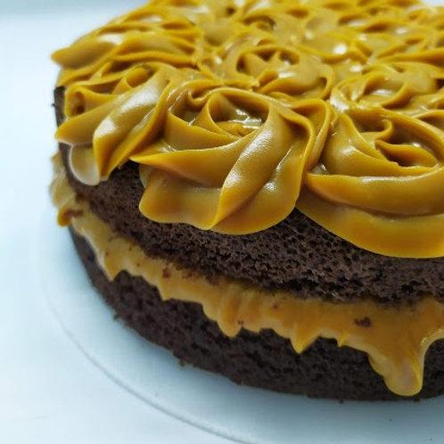 Naked Cake Chocoleite