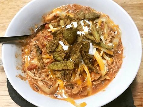 Easy Enchilada Soup