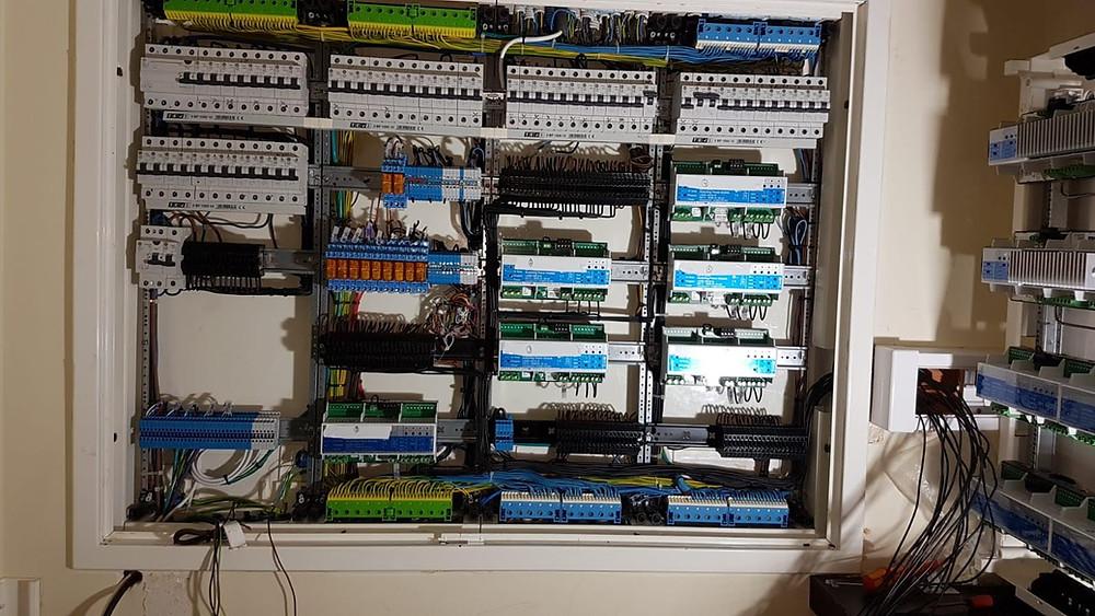 Domotica | Lutron QS Homeworks | System Upgrade |
