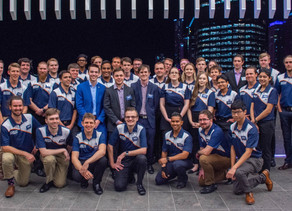 QUT Motorsport's Inaugural Industry Outreach Evening