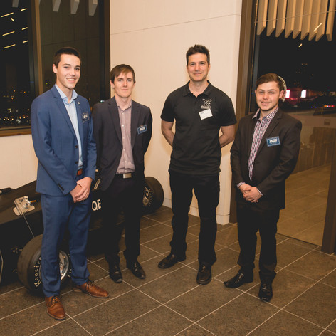 QUT Motorsport Industry Night