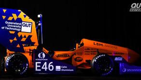 QUT Motorsport Unveils 2020 EV, Lando