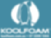 Koolfoam logo - racing car - art 07-11-1