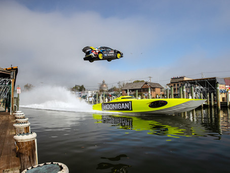 DirtFish Report: Pastrana Tears Up Hometown in Latest Gymkhana Video