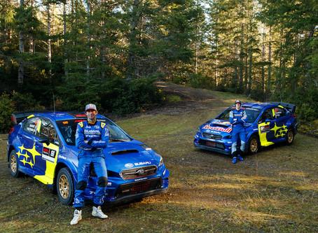 Travis Pastrana Returns to Subaru for 2020 Rally Season