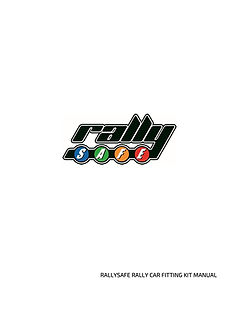 RallySafe Caar Fitting Kit Instructions.