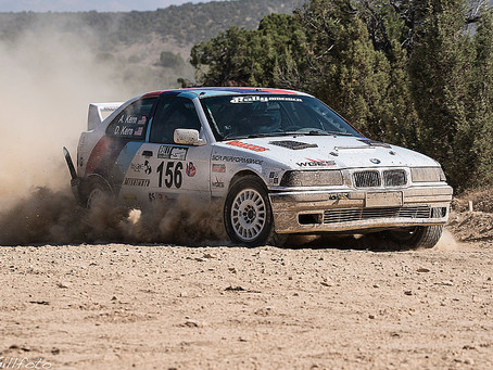 Challenges Await at Rally Colorado Teams