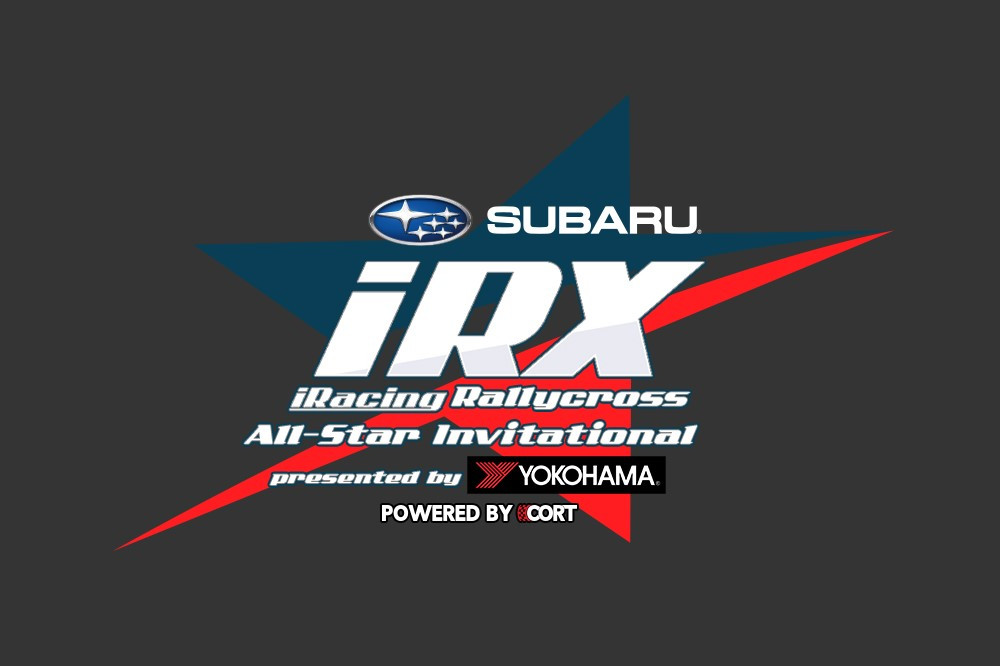 Subaru and iRacing will field a six-round all-star rallycross championship series held entirely online, featuring a field of world-class drivers from a number of different racing disciplines.