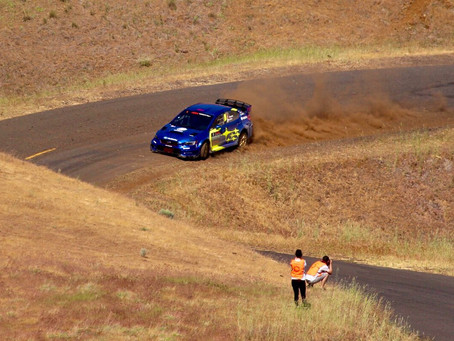 Major Movement on Day Two at Oregon Trail Rally