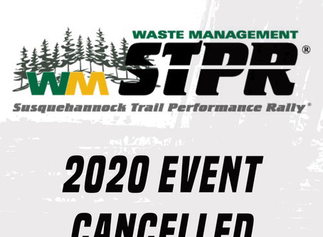 STPR Cancels 2020 Event Due to COVID-19 Concerns