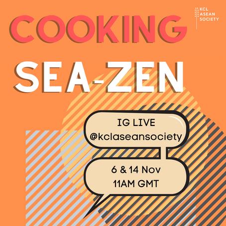 Cooking Sea-Zen!