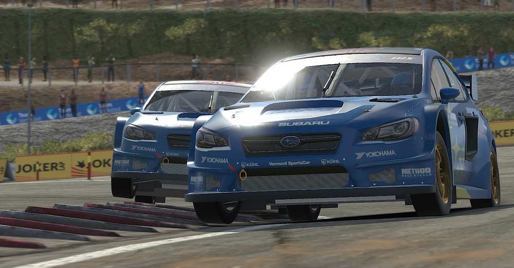 The six-round series will kick off April 10, with races held every Friday at 6pm EST